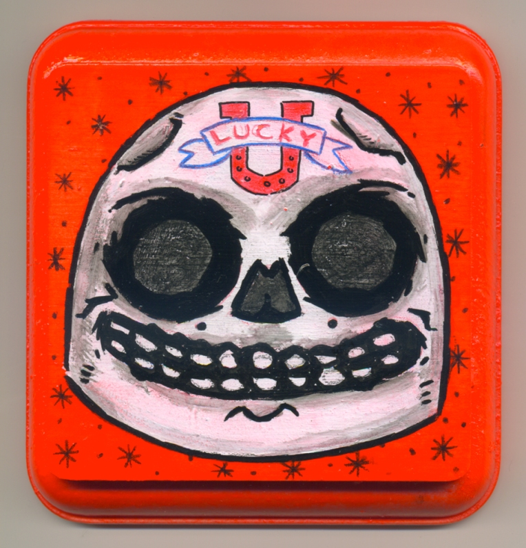 lucky-skull