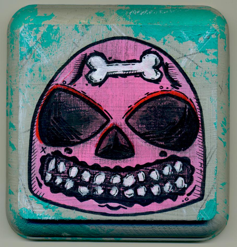 pink-skull