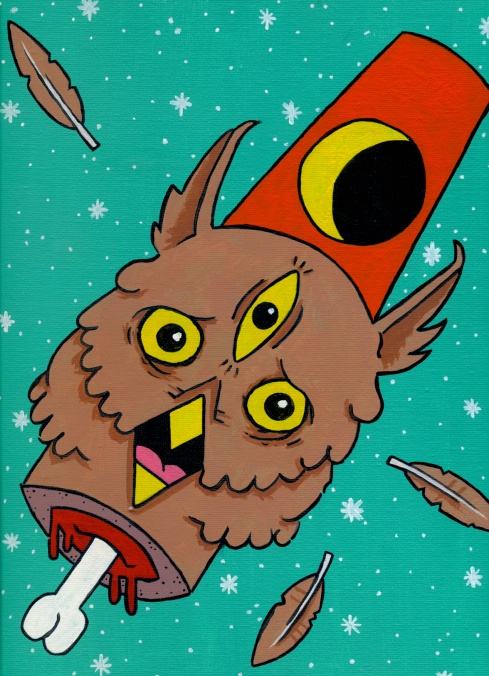 Owl-Beheaded